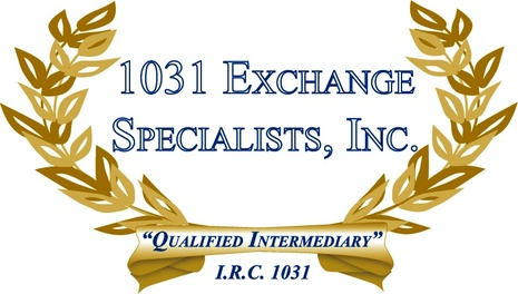 1031 Exchange Qualified Intermediary Accommodation Title Holder